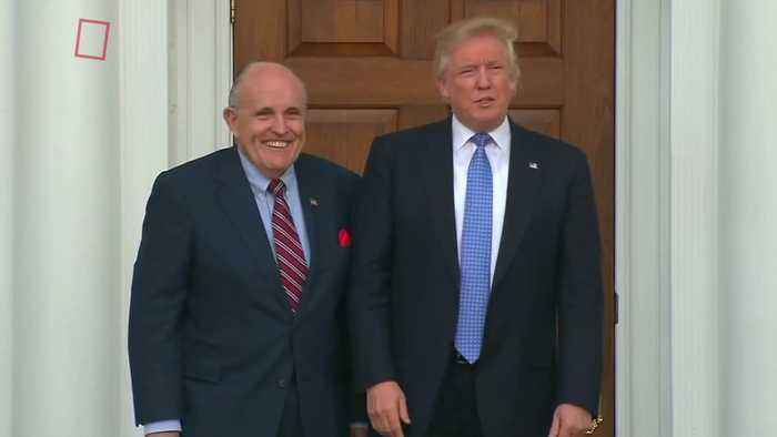 News video: Giuliani: President Trump Doesn't Have To Comply With A Robert Mueller Subpoena