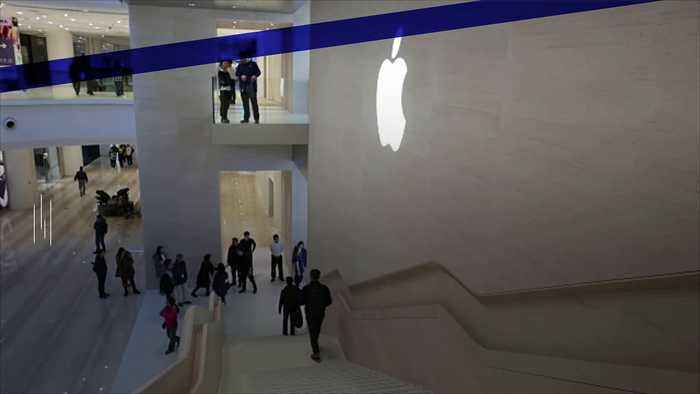 News video: Apple Inc. on Track to Become First Trillion-Dollar Company
