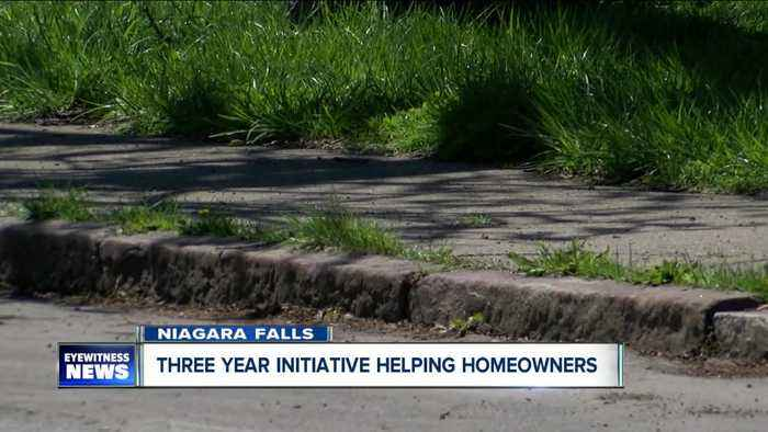 News video: South End Housing Initiative in Niagara Falls