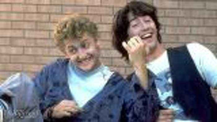 Keanu Reeves and Alex Winter Set to Reprise Roles in 'Bill & Ted 3' (The Hollywood Reporter)
