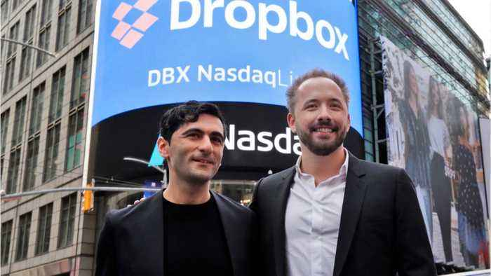 News video: Pressure Mounts As Dropbox Prepares First Earnings Report