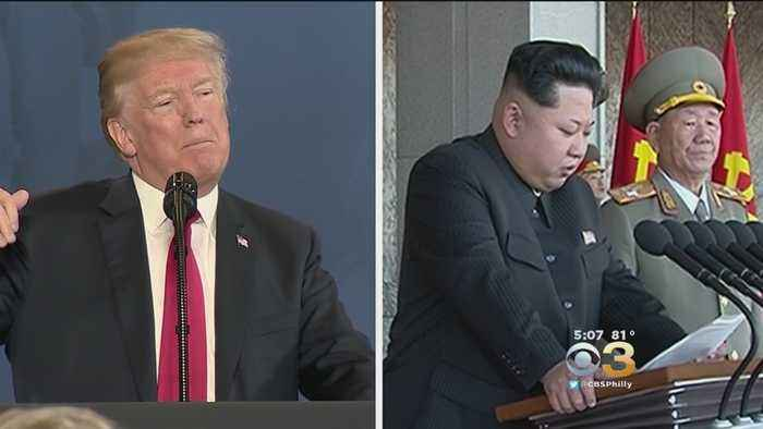 Donald Trump, Kim Jong-Un Scheduled To Meet June 12
