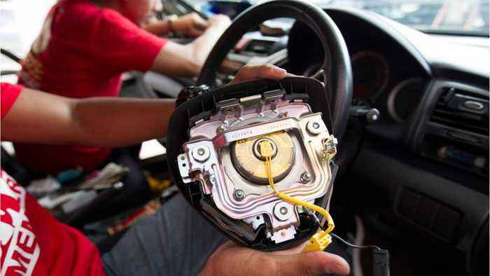 Takata's Faulty Air Bags Linked to 278 Injuries in US
