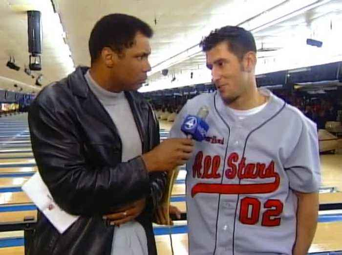 News video: WBZ Archives: The Nomar Bowl Brings Out Boston Sports Elite