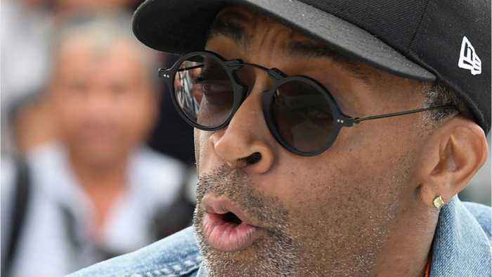 Spike Lee Slams Trump In Cannes