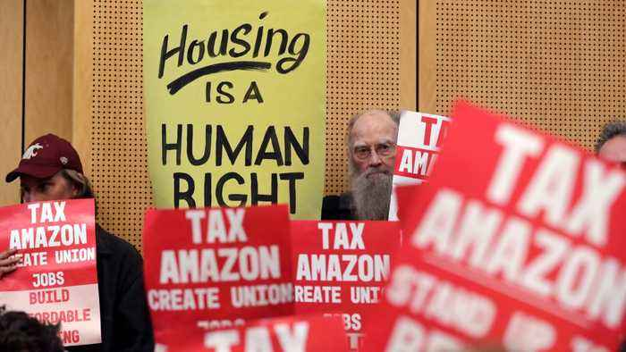 Amazon Is In A Bitter Tax Feud With Seattle