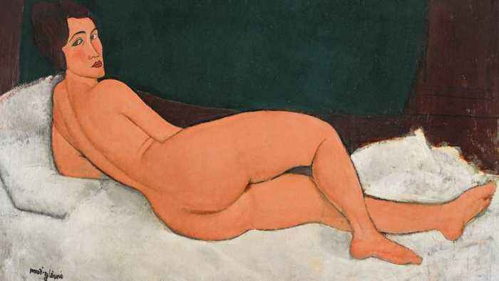 Modigliani Nude Sells For $157M At Sotheby's