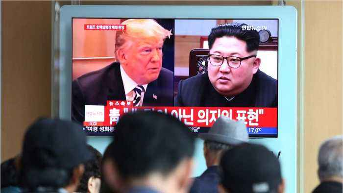 News video: North Korea Threatens To Cancel Summit