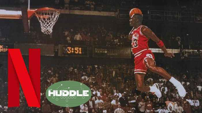 News video: Michael Jordan 10 HOUR Netflix Documentary Coming Soon! | Huddle