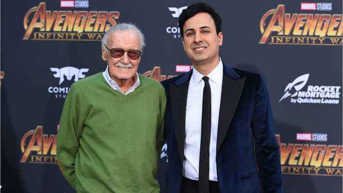 News video: Stan Lee Sues Company He Co-Founded, For $1 Billion