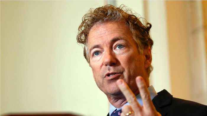 News video: Rand Paul Wants Answers On The CIA Possibly Spying On Donald Trump