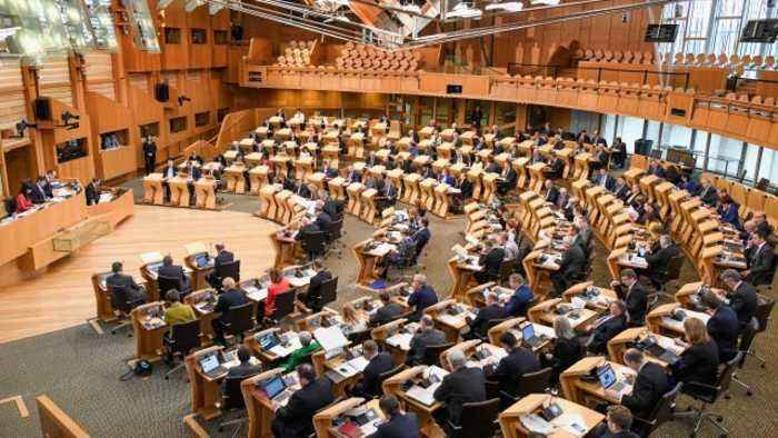 News video: Scottish Parliament Votes to Oppose Brexit Bill