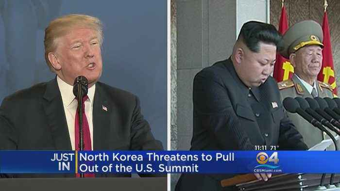 News video: N. Korea Threatens To Cancel U.S. Summit, Suspends Talks With South Korea