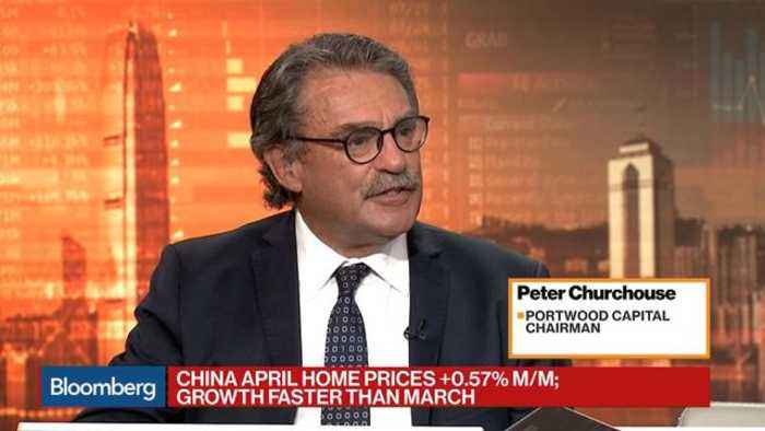 News video: Portwood Capital's Churchouse Says China's Housing Market Is Slowing