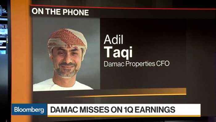 News video: Damac's CFO Says a Difficult Market Creates Opportunities