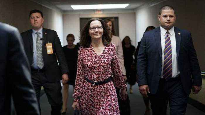 News video: Gina Haspel Has the Senate Intelligence Committee's Support