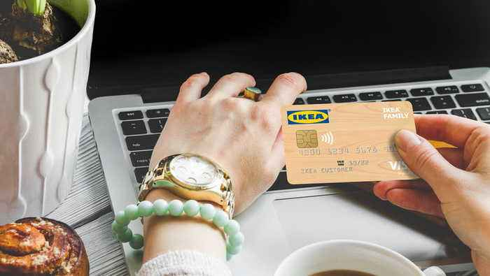 News video: Ikea's New Credit Card Pays You to Shop
