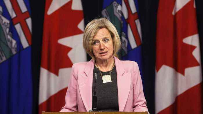 News video: Notley says new bill will help Alberta 'maximize' resources