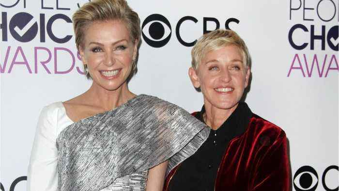 News video: Portia De Rossi Done Acting After Arrested Development Season 5
