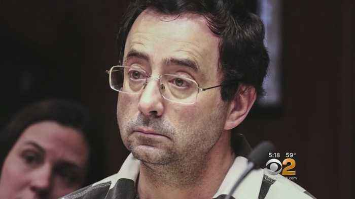 News video: Michigan State To Pay Larry Nassar Victims $500 Million Settlement