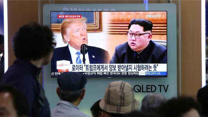 News video: North Korea Threatens To Call Off Trump-Kim Summit