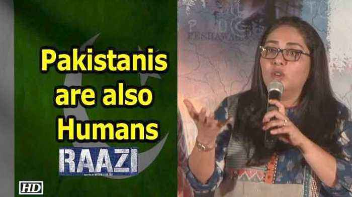 Pakistanis are also Humans: Meghna Gulzar | Raazi