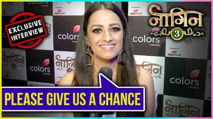 News video: Anita Hassanandani REQUESTS Fans To Watch Naagin 3 EXCLUSIVE Interview