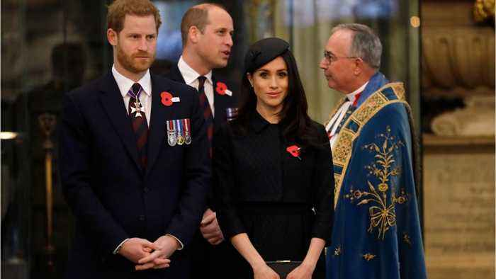Meghan Markle's Dad Won't Attend Royal Wedding