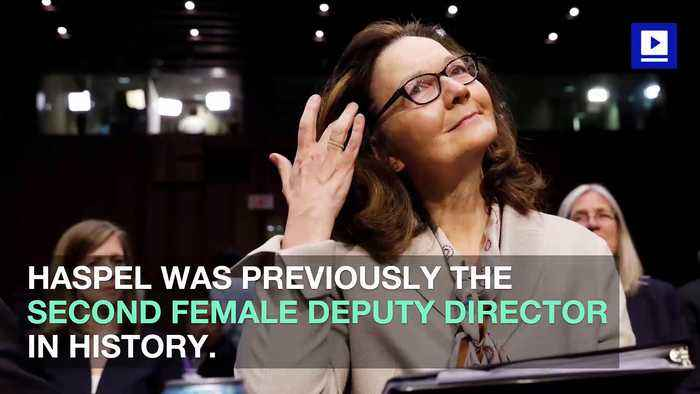 Gina Haspel Becomes First Woman in History to Lead CIA