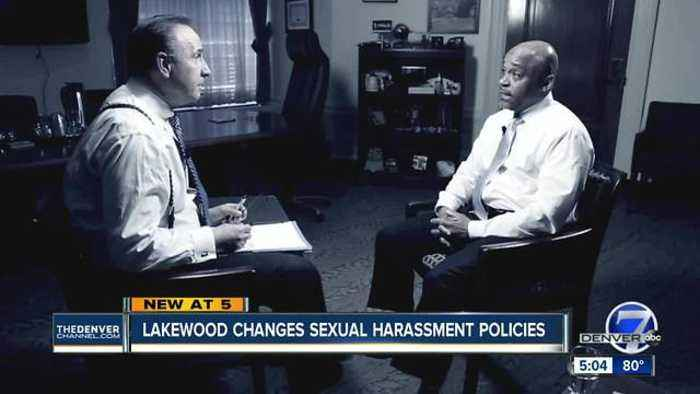 News video: City adopts policy that addresses sexual harassment allegations involving elected officials