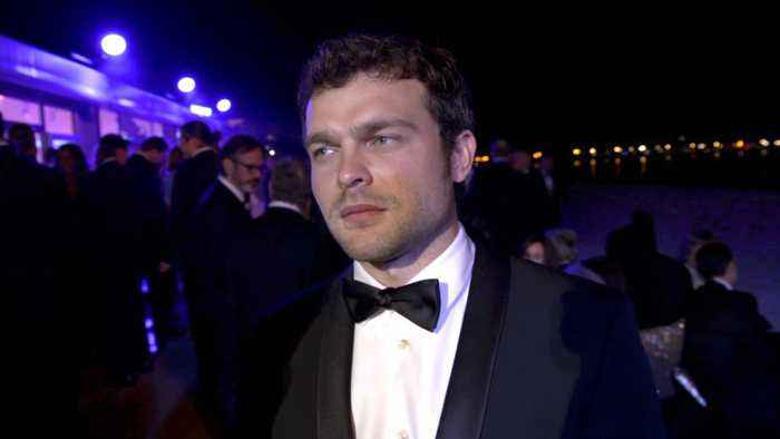 News video: 'Solo: A Star Wars Story' Cannes Premiere: Alden Ehrenreich