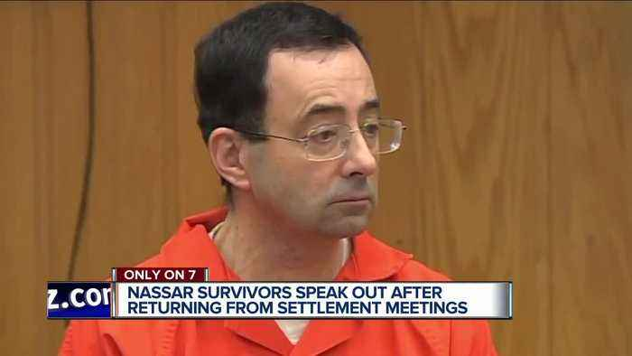 Michigan State will pay $500 million to Nassar survivors in settleme