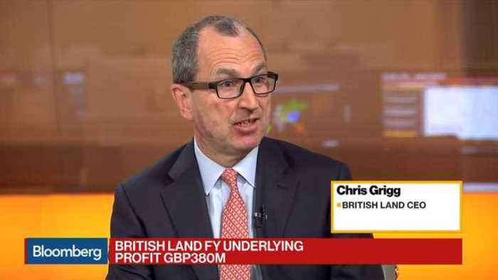 CEO Grigg Says British Land Reducing Exposure to Standalone Stores