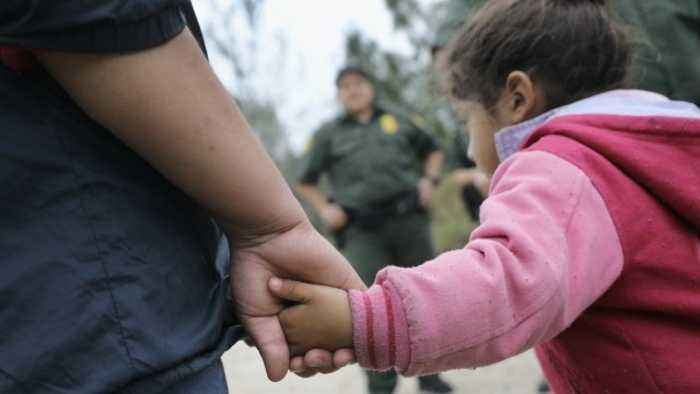 HHS Reportedly May Put Immigrant Children at Military Bases