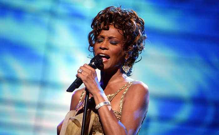Whitney Houston allegedly molested by cousin at a young age