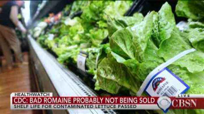 Romaine lettuce probably safe to eat again after E. coli outbreak, CDC says