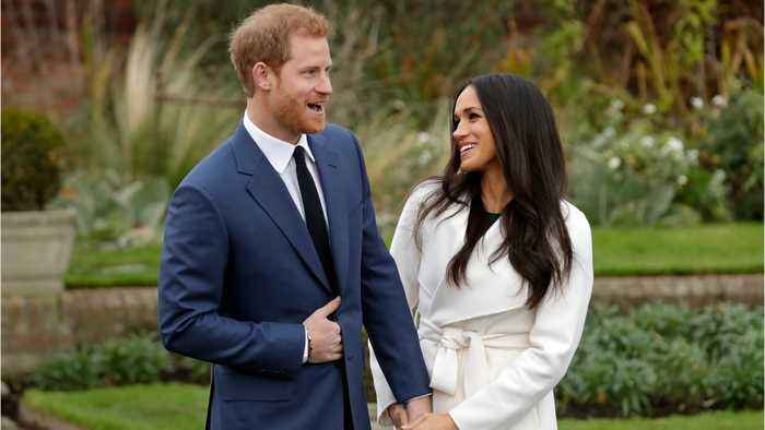 Harry And Meghan's Cake Will Break With Tradition