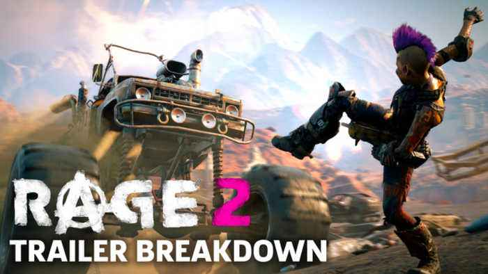 News video: Rage 2 Gameplay Trailer Breakdown