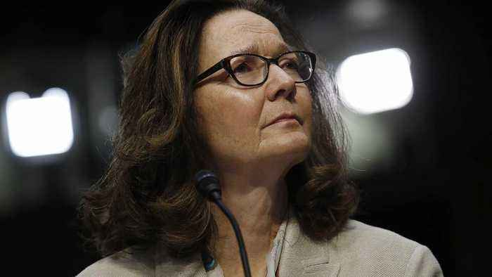 Gina Haspel confirmed as CIA's first female director