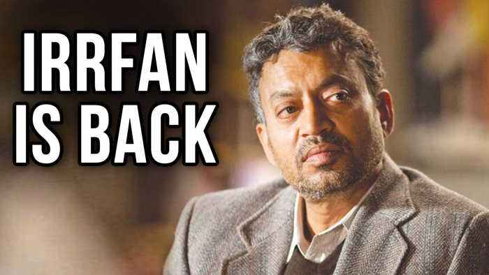 Irrfan Khan Returns To Twitter For 'Karwaan' While Cancer Treatment Is On | Dulquer Salmaan Mithila