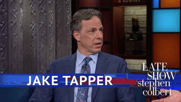 News video: There's One Thing Jake Tapper Wants From Mueller's Probe