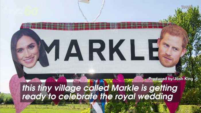 This Village Called Markle Is Gearing Up To Celebrate The Royal Wedding
