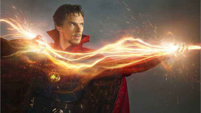 'Avengers: Infinity War' Doctor Strange Figure Unveiled by Hot Toys