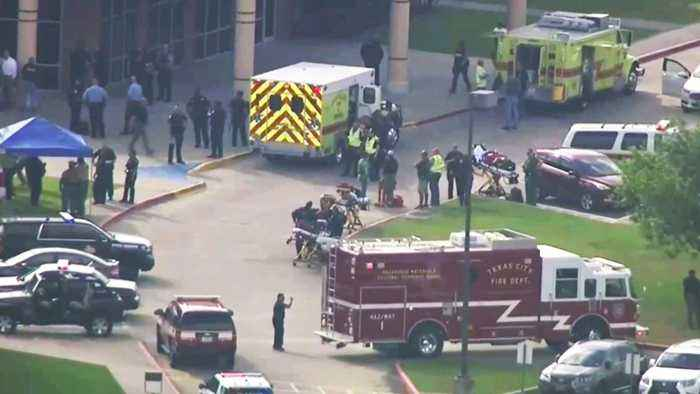 Shooter In Custody After Texas School Shooting