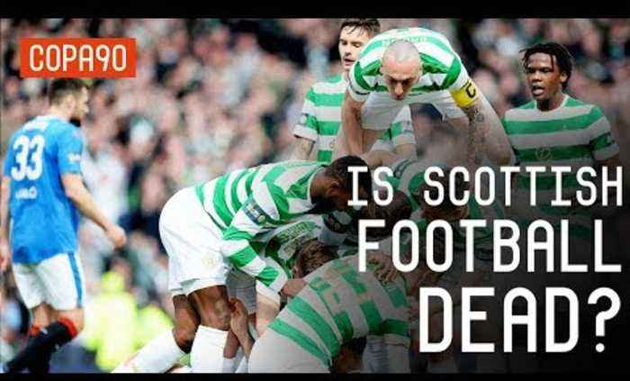 News video: Celtic Destroy Rangers for 7th Consecutive Title: Are they Killing Scottish Football?