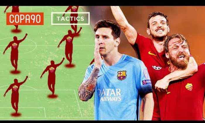 How Rome Nearly Conquered The Whole Of Europe  | COPA90 & Top Eleven Tactics