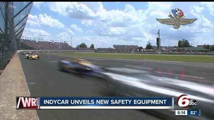 News video: New goggles test helps determine if IndyCar drivers have suffered a concussion
