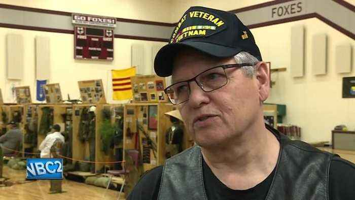 News video: Partners in Education: Vets teaching students
