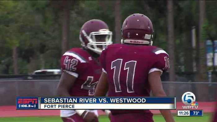 Westwood takes down Sebastian River