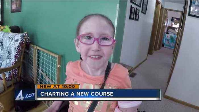 Kewaskum girl beats the odds of rare, debilitating condition
